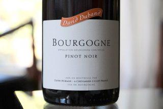 2013 David Duband BourgognePinot_Noir