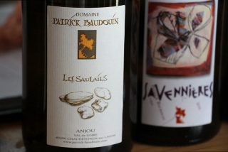 Les Saulaies, Chenin blanc from Anjou