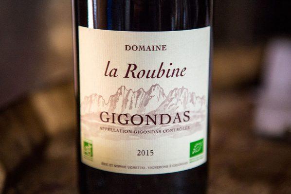 La Roubine Gigondas
