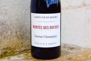 Saumur Champigny Rouge, Montee Des Roches | Arnaud Lambert