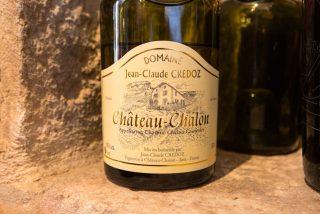 Domaine Credoz Chateau Chalon