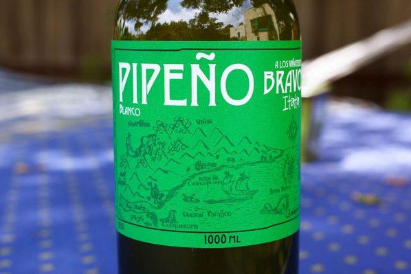Leo Erazo's Pipeno Blanco
