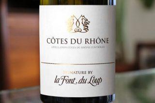Cote Du Rhone Blanc
