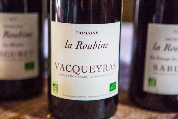 La Roubine Vacqueyras