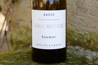 Bonne Nouvelle Chenin blanc | Arnaud Lambert