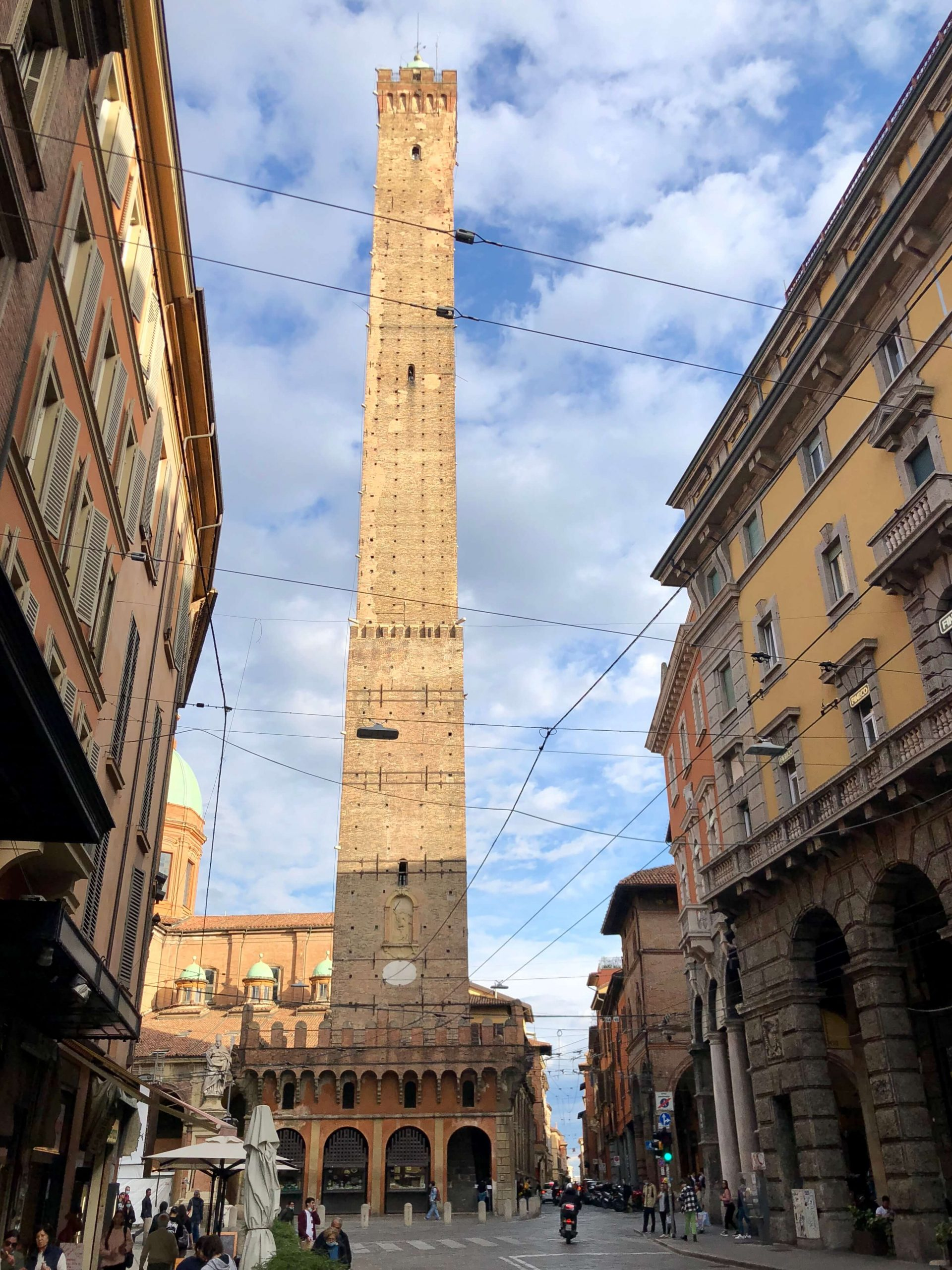 Tower in Bologna