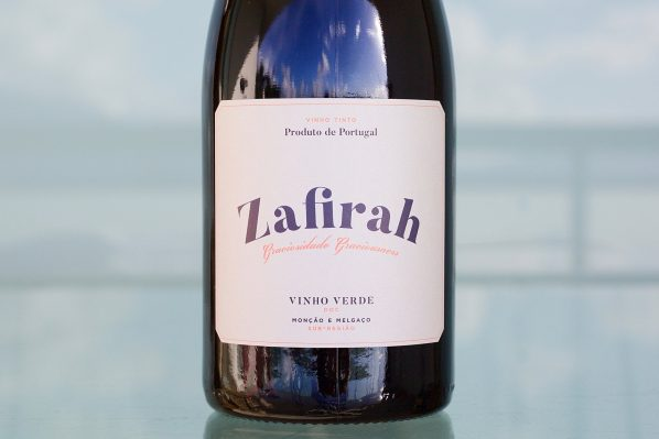 Zafirah - Constantino Ramos, Red Wine from Vinho Verde