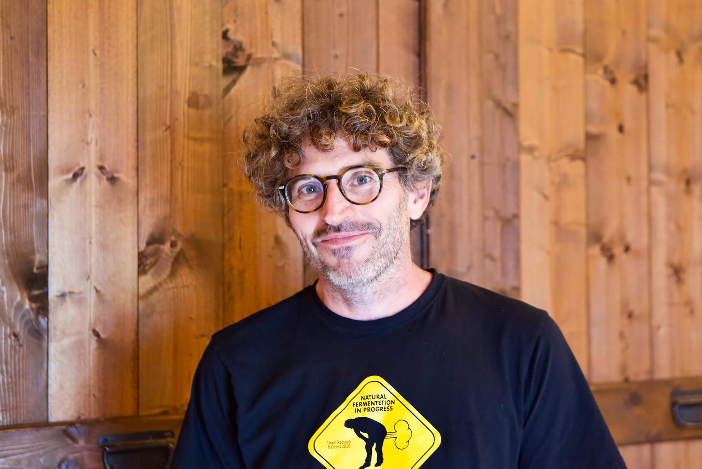 Enrico Togni Winemaker